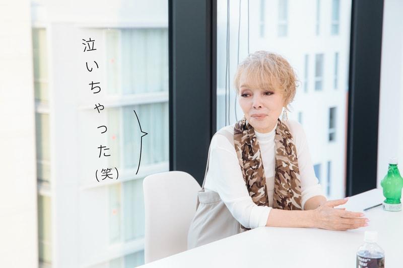 泣いちゃった(笑)【画像】涙する田鍋梨々花さんを愛おしそうに見つめる研ナオコさん