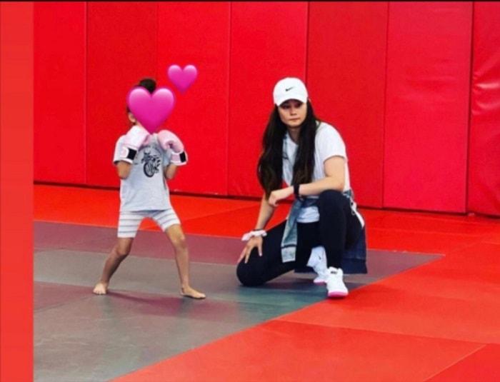 野沢直子、長女がジムの指導者になったことを報告「楽しいらしい」